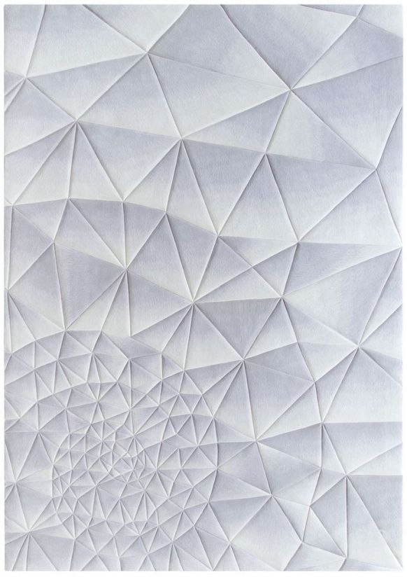 170 x 240 cm Diamond by Michaela Schleypen
