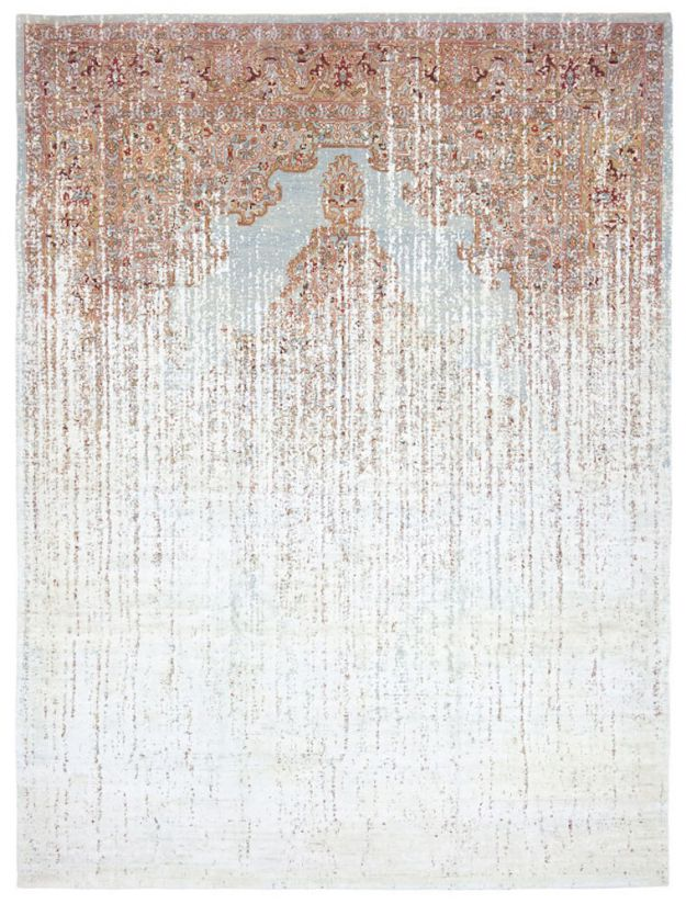 250 x 300 cm Tabriz Fashion Vendetta by Jan Kath